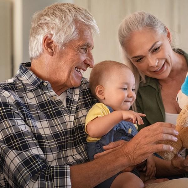 Gifting to Your Grandchildren | Fendrick Morgan